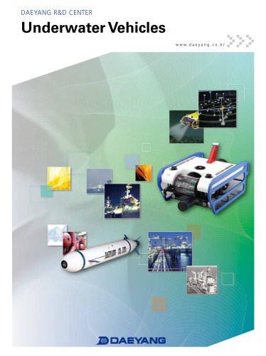 UUV(Underwater Vehicles)
