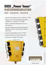 Flyer Power Tower & Power Pack - 2