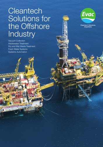Cleantech Solutions for the Offshore Industry