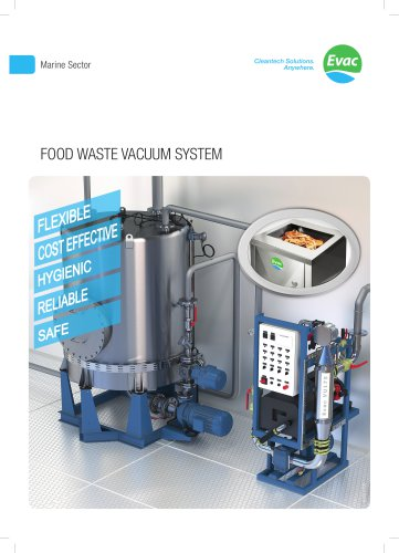 Collection - Vacuum Food Waste System