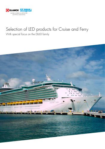 cruise and ferry