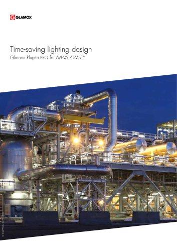 Time-saving lighting design