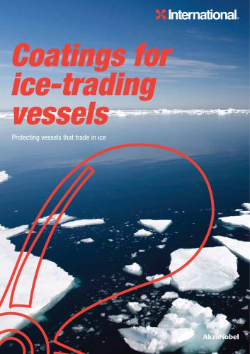 Coatings for Ice Trading Vessels