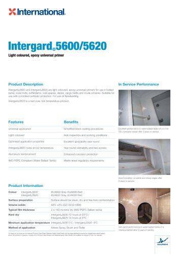 Intergard 5600 / 5620