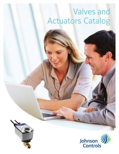 Valves and Actuators Catalog