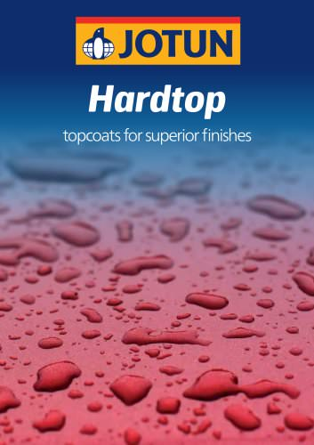 HARDTOP TOPCOAT