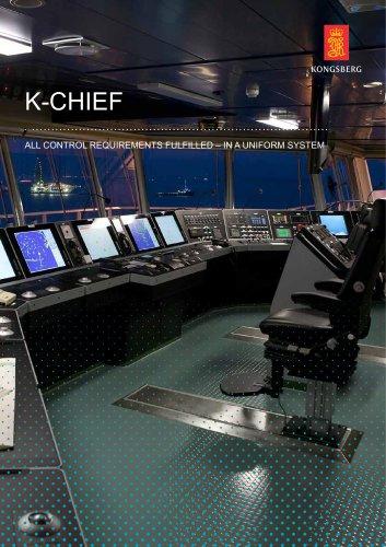 K-Chief Marine automation system