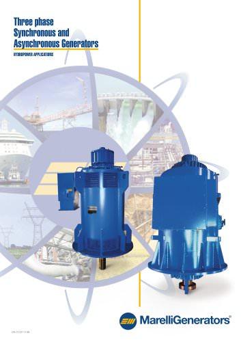 Hydropower MJT series