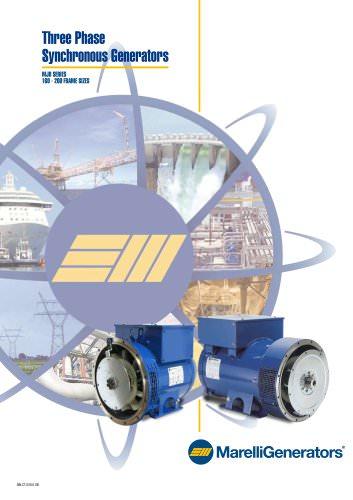 Industrial MJB 160-200 series