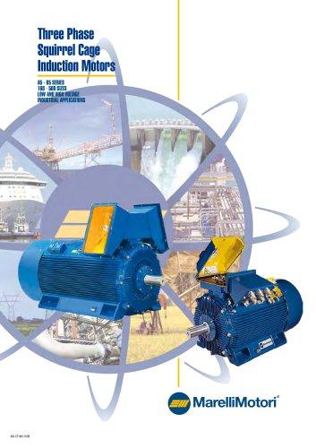 TEFC Motors Catalogue A5 B5