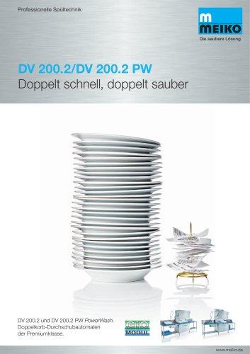 DV 200.2/DV 200.2 PW
