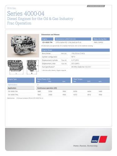 Datenblatt baureihe 4000-04