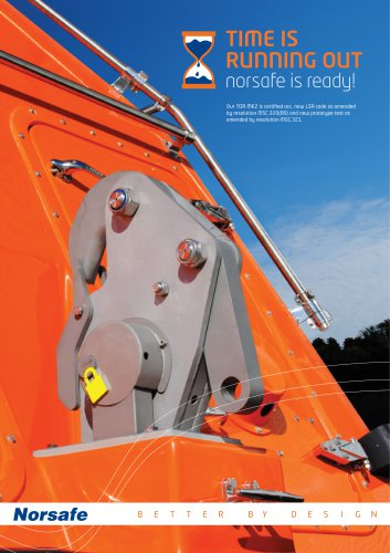 Norsafe Hook Regulations Brochure