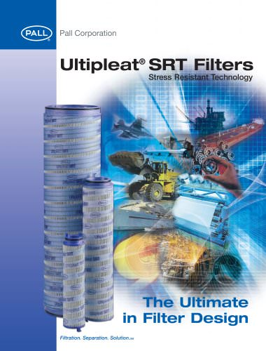 Ultipleat SRT Filter Brochure