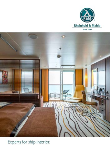 Experts for Ship interior