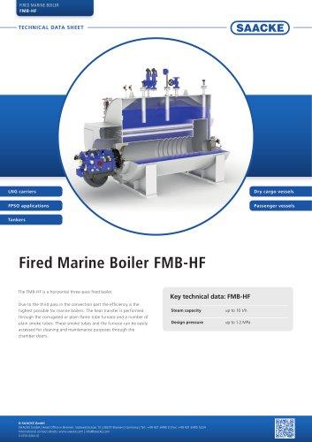 Fired Marine Boiler FMB-HF