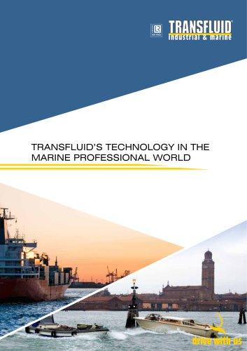 Marine transmissions