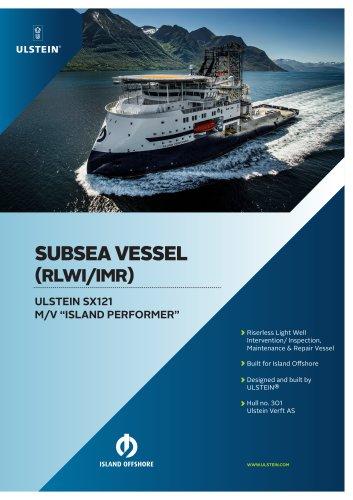 ULSTEIN SX121 M/V