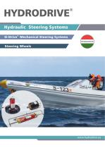 Hydrodrive Hydraulic Steering Systems