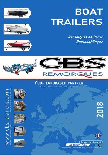 Boote Katalog - CBS Anhänger