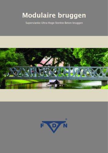 Brochure Modular bridges