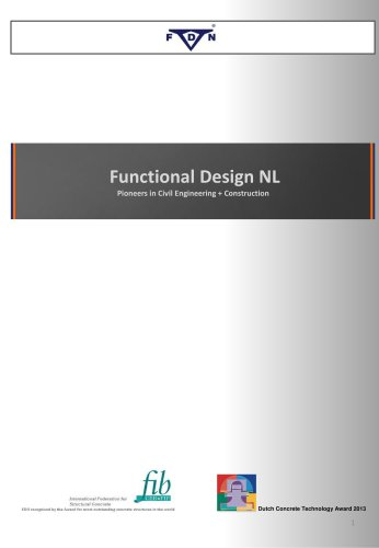Brochure Scalable civil engineering concepts