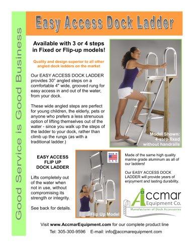 Aluminum Dock Ladders