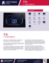 """T7i - 7"""" Touch LCD Display"""
