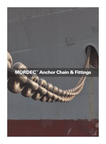 MORDEC? Anchor Chain & Fittings