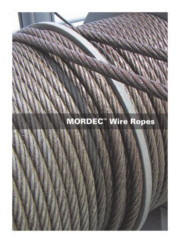 MORDEC? Wire Ropes