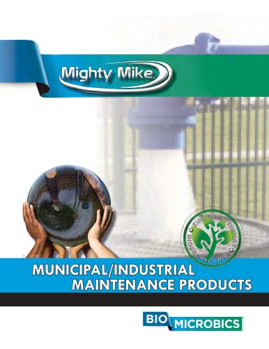 Mighty Mike® MUNICIPAL/INDUSTRIAL Brochure