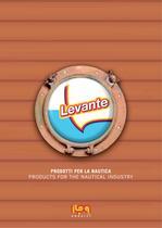 Levante nautical industry
