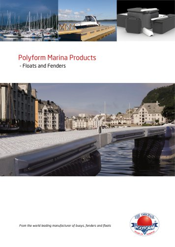 Polyform Marina Products - Floats and Fenders