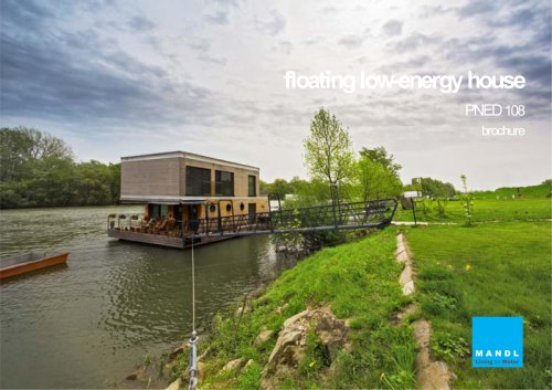 Floating house PNED 108