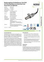 Datenblatt FA54 - 1