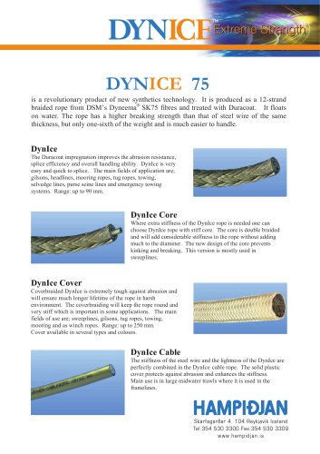 DYNICE 75