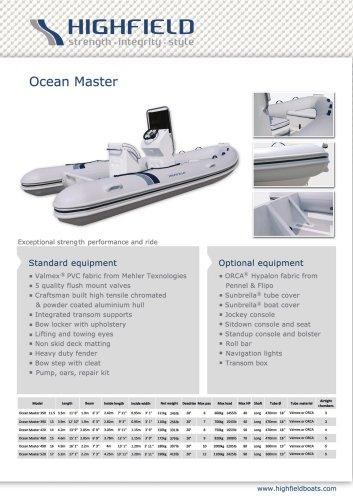 OCEAN MASTER