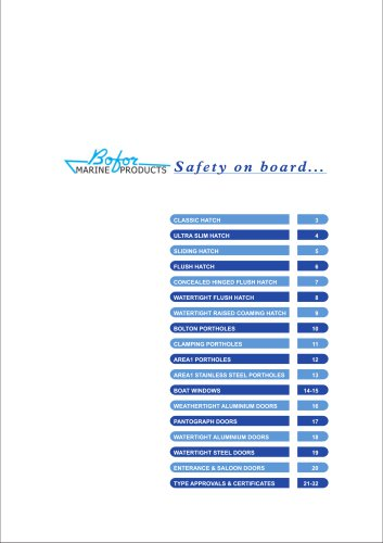 Bofor Marine Products