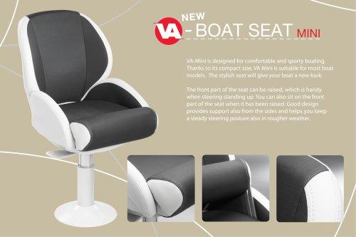 VA Boat seat MINI