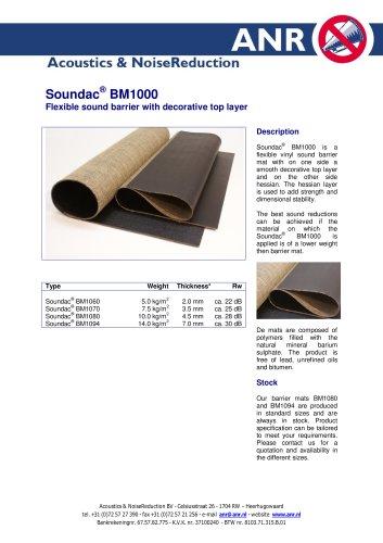 Soundac BM1000