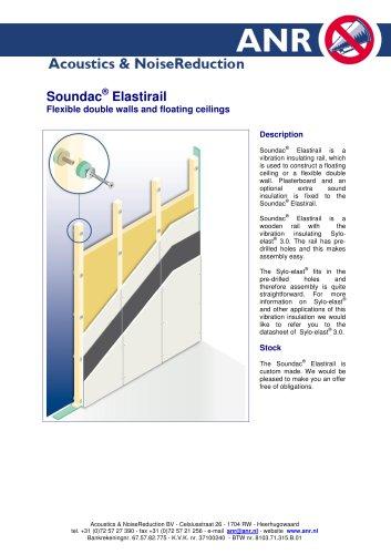 Soundac Elastirail