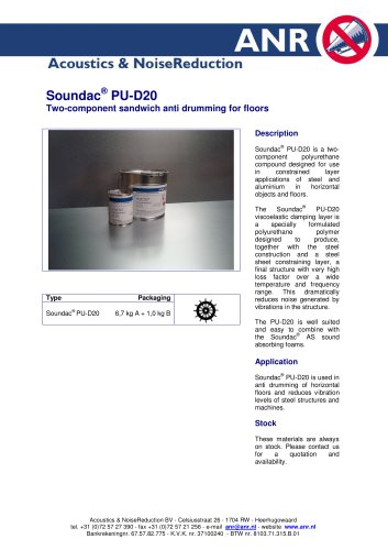 Soundac PU-D20