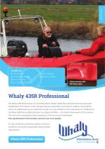 Whaly 435R Professional