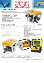 ROV «Super GNOM Pro»