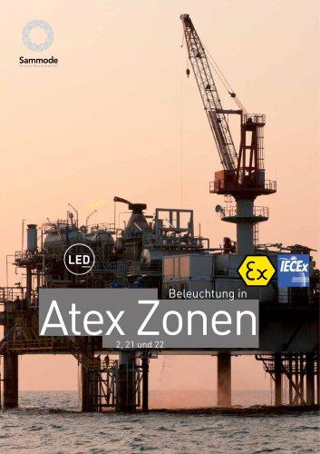 Beleuchtung in ATEX Zonen LED