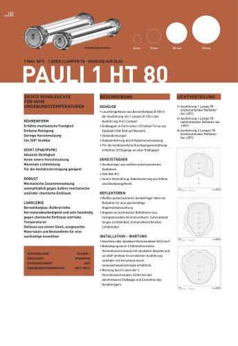 PAULI 1 HT 80