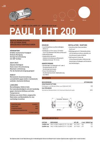 Pauli 1 HT200