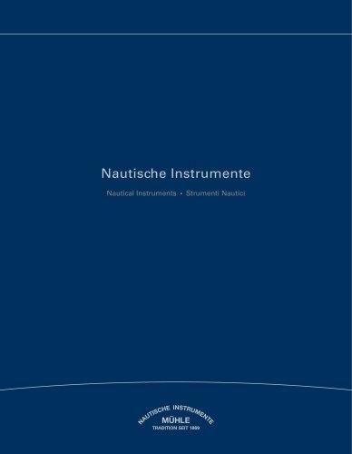 Nautische Instrumente