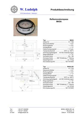 Reflexionskompass M45A