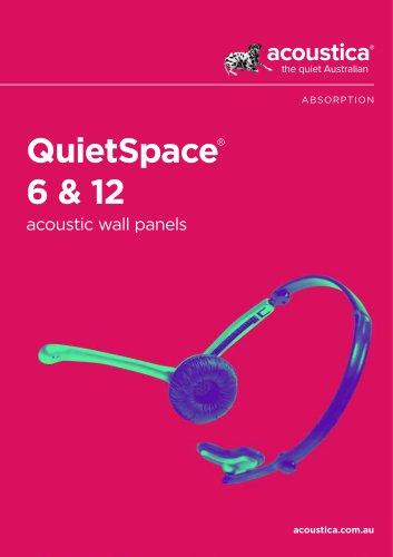 QuietSpace® 6 & 12